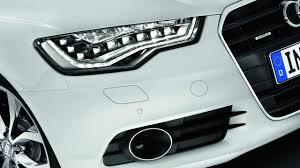 audi headlights audi u0027s led technology considered eco innovation by eu video