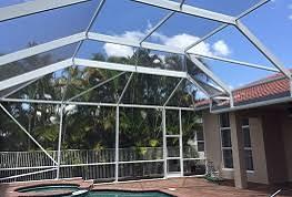 Painting Aluminum Screen Enclosures by Pool Screen Enclosures West Palm Beach Fl Patio Screen Enclosures