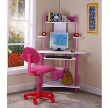 Kids Wooden Desk Chairs Furniture Modern Upholstered Pink Kids Desk Chair Design With