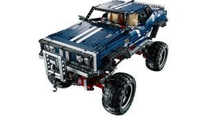4x4 crawler exclusive edition 41999 lego technic building