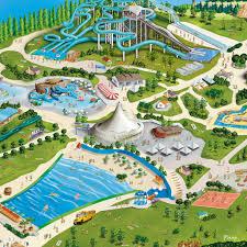 Magic Mountain Map Six Flags Map Six Flags Magic Mountain Hurricane Harbor Map