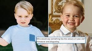 George Meme - this prince george meme has caused uproar on social media pretty 52