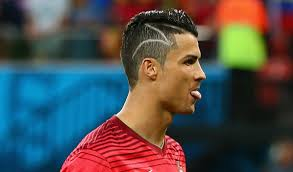 sports entertainment cristiano ronaldo new hairstyles 2016