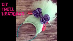 headband stand diy troll headband