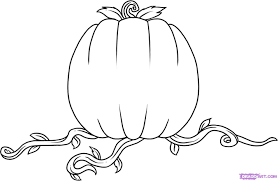 Halloween Pumpkins To Draw How To Draw A Pumpkin Step By Step Halloween Seasonal Free