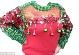gallery world u0027s worst christmas sweaters showcased as u0027ugliest