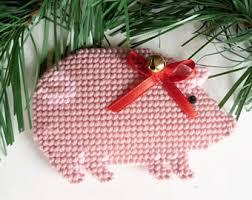 plastic canvas ornament ornament ornament
