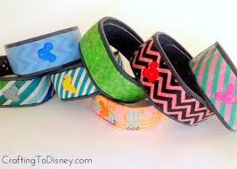 Decorating Your MagicBand The Blogorail