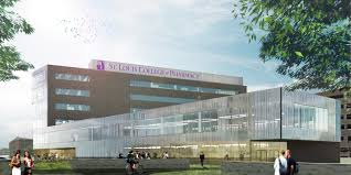 another contemporary building planned for st louis college of st louis college of pharmacy st louis mo