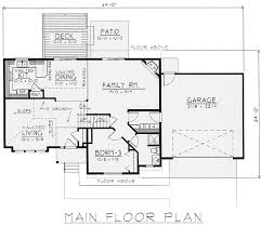 exciting multi level house plan 14010dt architectural designs