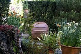 large ceramic vessels garden urns stephen procter