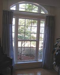 Arch Window Curtain Curtains For Arched Windows Window Blackout Shade Arched Curtain