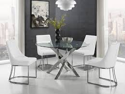 glass dining room table and chairs dining tables