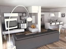 cucine e soggiorno gallery of cucina soggiorno open space salone e cucina open