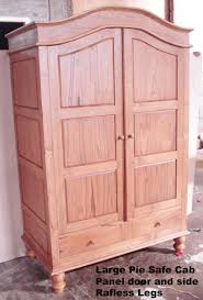 Safe Cabinet Pie Safe Cabinet Large Panel Door U0026 Side Rafless Legs Baliette