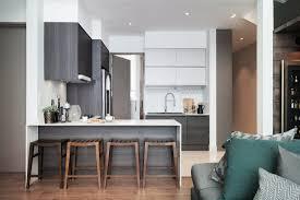 Condominium Kitchen Design by Interior Design Home Malaysia
