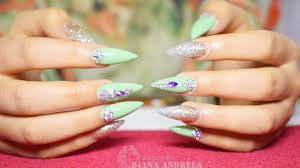 how to stiletto nails gel nails refill beautybydianaandreea