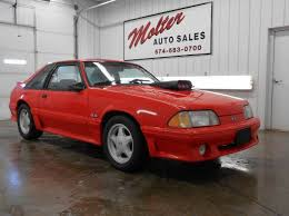 1993 mustang hatchback for sale 1993 ford mustang gt 2dr hatchback in monticello in molter auto