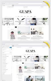 130 best wordpress minimal themes images on pinterest minimal
