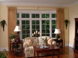 Livingroom Windows by Traditional Living Room Window Treatments Living Room Window