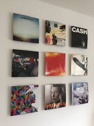 wondrous how to hang records on wall without nails mini pull down