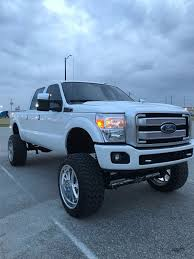 2007 F250 Lifted Absolutely Flawless 2015 Ford F 250 Platinum Lifted For Sale