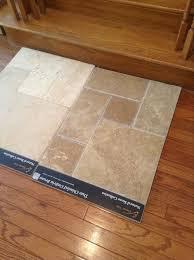 Replacing Hardwood Floors Considering Replacing Hardwood Floors With Travertine