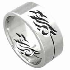 stainless steel mens rings wholesale stainless steel men ring tungsten ring