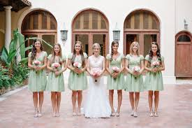mint green wedding pale pink and mint green florida wedding every last detail