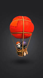 clash of clans wallpaper hd download clash of clan balloon 750 x 1334 wallpapers 4319890