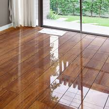 Bathroom Laminate Flooring Wickes Falquon Flooring High Gloss 4v Plateau Merbau Laminate Flooring