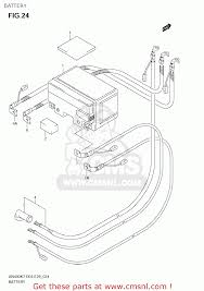 suzuki an400 burgman 2007 k7 usa e03 battery schematic