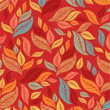 fall patterns thanksgiving