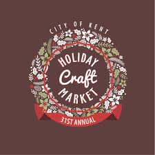 31th annual holiday craft market city of kent