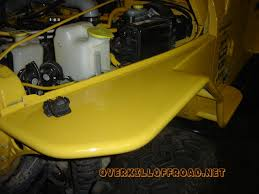 cj jeep yellow jeep fenders