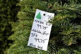 christmas tree prices bay area christmas tree prices soar as christmas tree shortage
