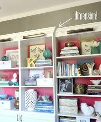 besta billy u0026 brass bookcases centsational style