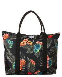 Arizona womens travel bags images Rip curl arizona travel tote bag black surfstitch surfstitch JPG