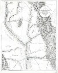 Map Of Sacramento 50 Features Of Special Collections Map Of Sacramento Valley 1849