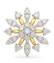 bluestone earrings bluestone 18k yellow gold diamond gale earrings buy bluestone 18k