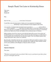 7 sample donation thank you letter sales intro letter