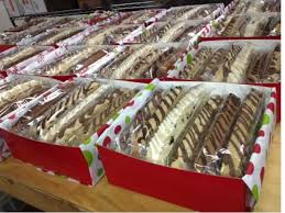 corporate gift ideas biscotti gift baskets baked goods