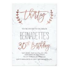 30th birthday cards u0026 invitations zazzle co uk