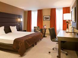 hotel in paris mercure paris terminus nord