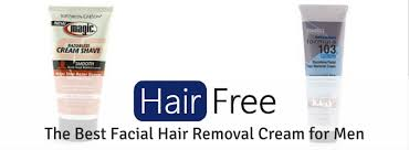 the best hair removal cream for men hair free life