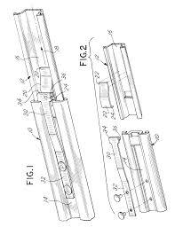drawer slide locking mechanism patent us6764149 drawer slide assembly locking and release