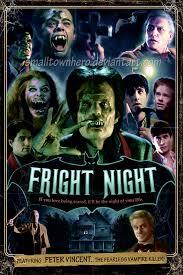 fright night poster by smalltownhero on deviantart