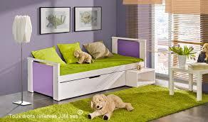 chambre enfant bois massif lit enfant pin blanc tom