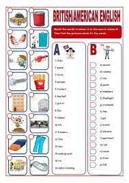 33 free esl matching exercise worksheets