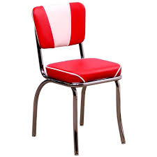 Leather Chair Upholstery Kitchen Beautiful Retro Kitchen Chair Replacement Seats With Red